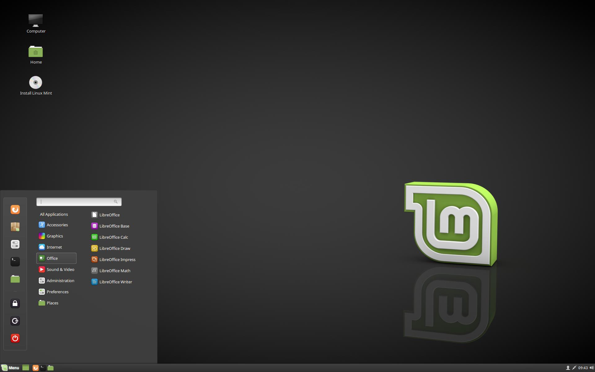 Instalacija Linux Minta — Linux Mint Installation Guide dokumentacija